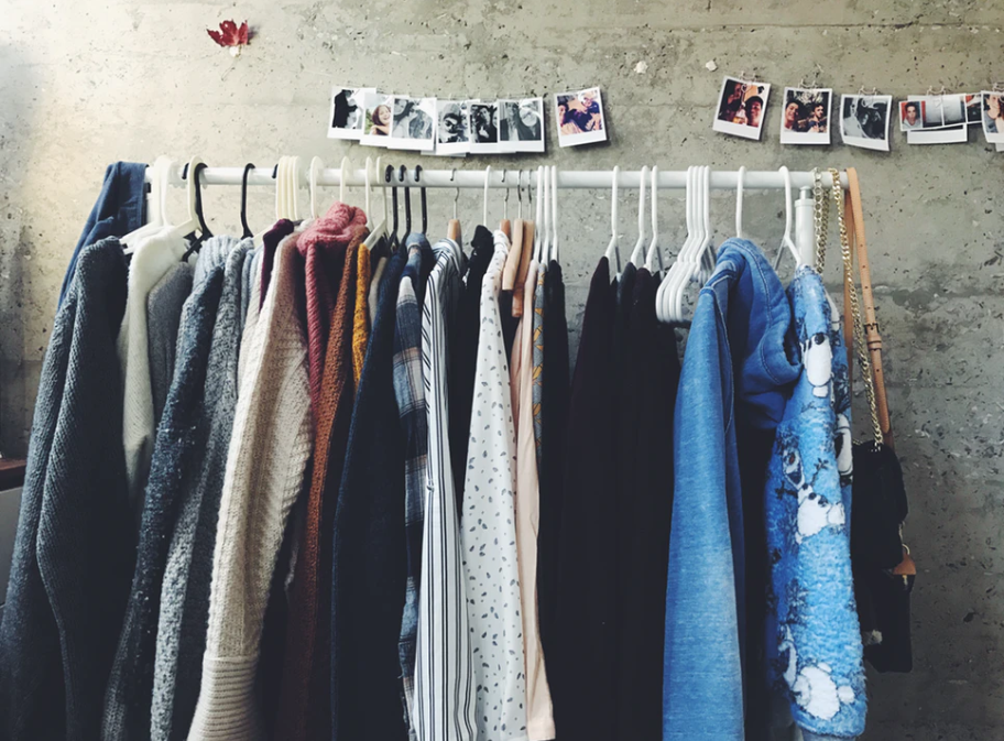 Clothes-stall