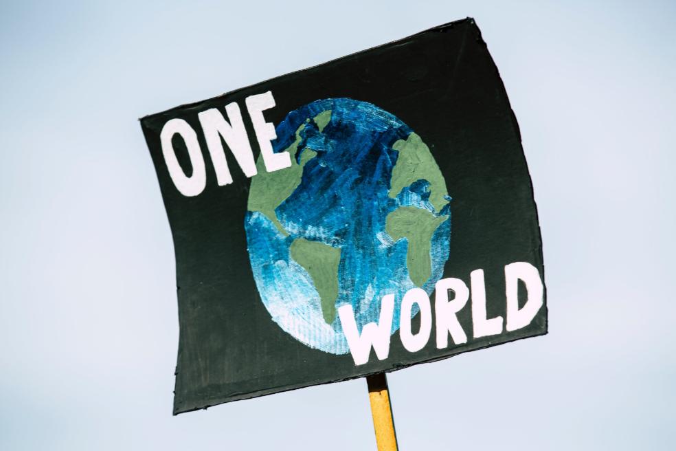Earth-one-world